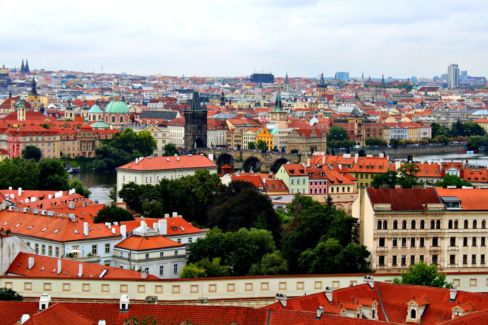 Food and Travel Feature: Prague, Czech Republic 2015