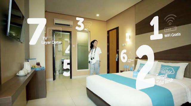 Promo Hotel Murah Dari Airy Room