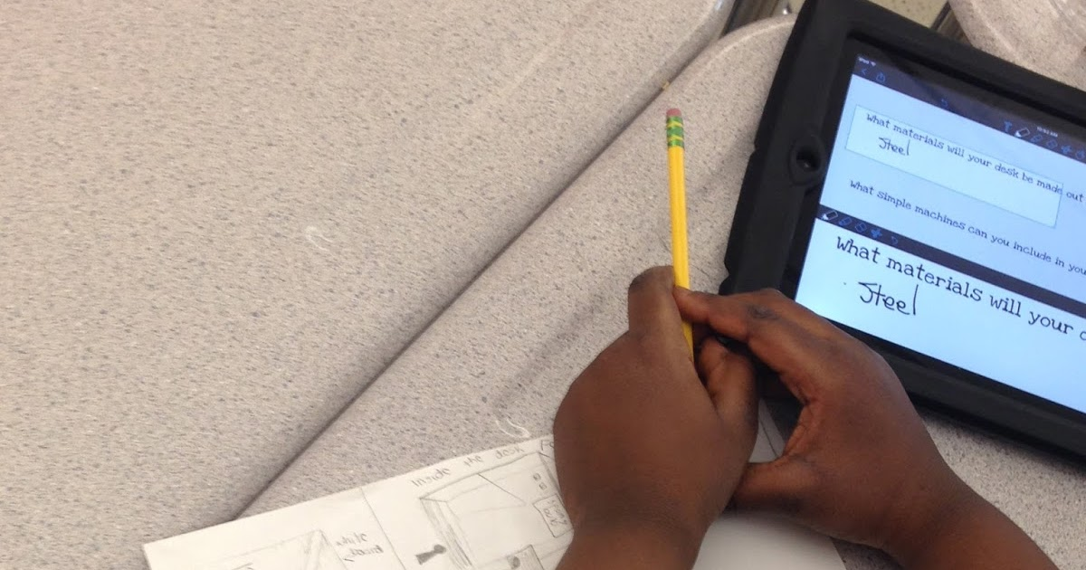Day 126 - Hands On Learning: The Design Process - Mrs. Warford - Memorial School Grade 4