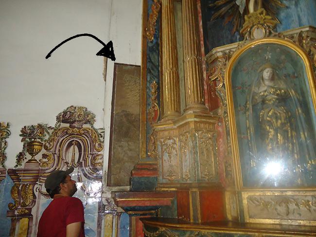 Igreja Nossa Senhora das Correntes