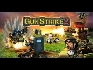 Gun Strike 2 V1.2.7 Hack Mod Terbaru