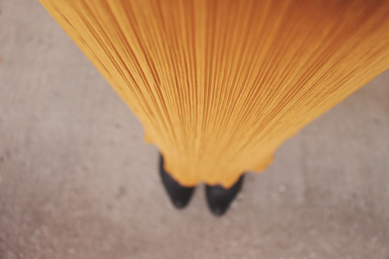 summer, outfit, pleats