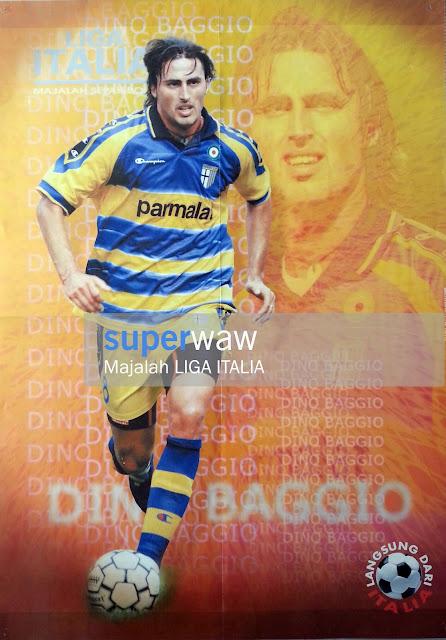 Dino Baggio AC Parma