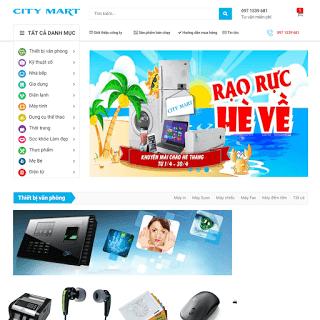 template bán hàng đẹp chuẩn seo