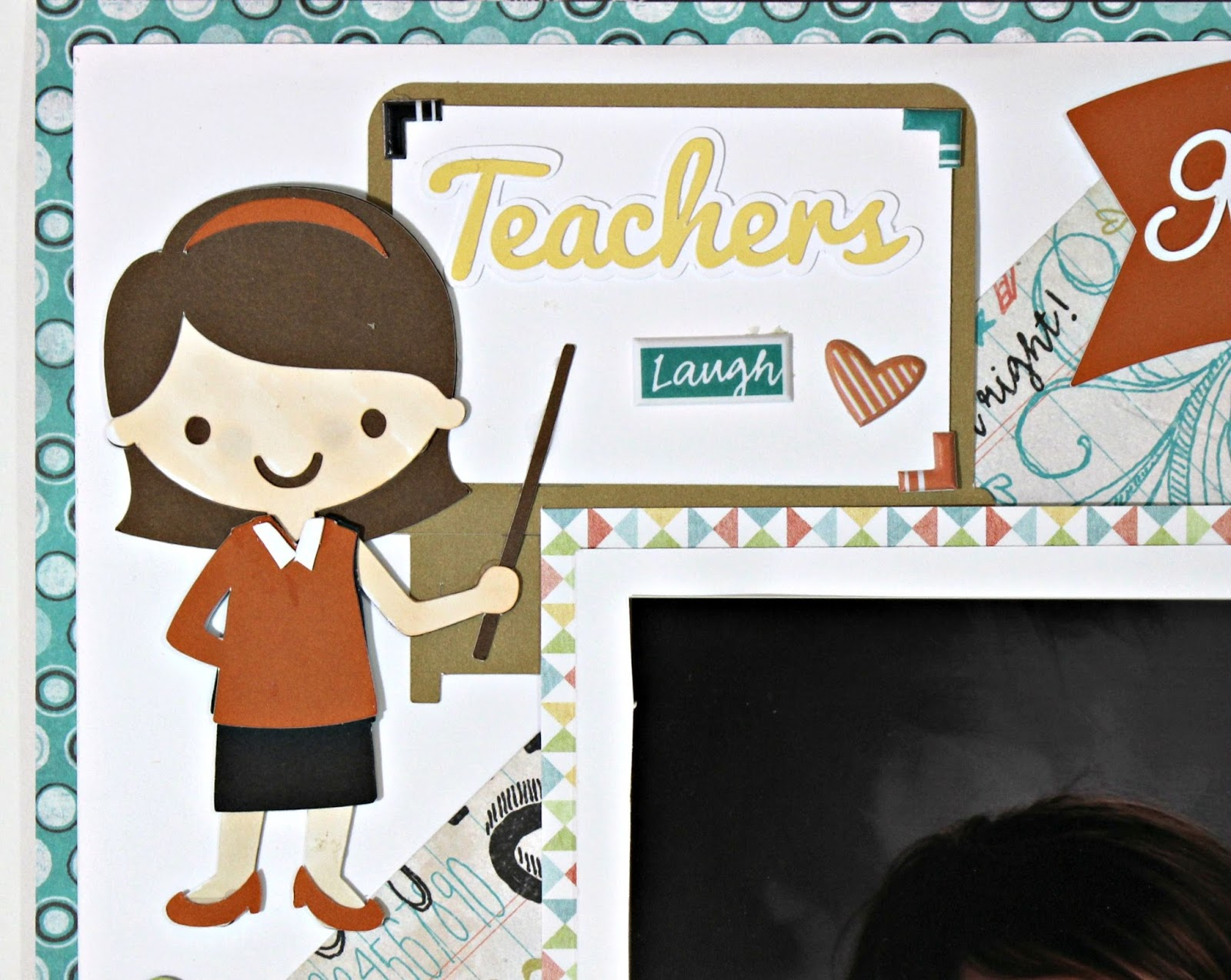 Busy With The Cricky Labor Day Cheers To Teacher S Layout