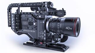 RED и Panavision готовят камеру, поддерживающую анаморфотное 4k-изображение