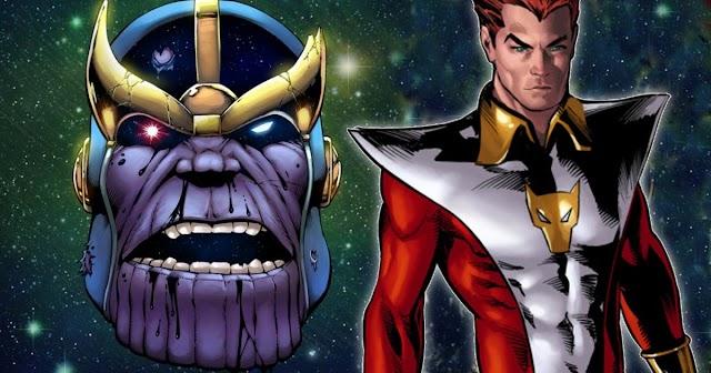 Mengenal Eros (Starfox), Saudara Kandung Thanos yang Suka Main Perempuan
