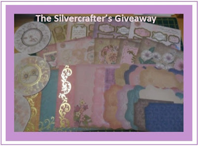 Silvercrafter's Giveaway (ends Feb.28)