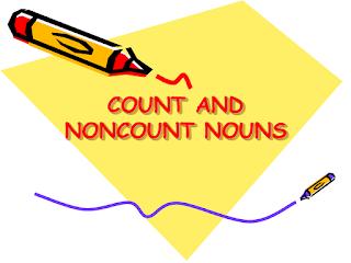Kata Benda Yang Dapat Dan Yang Tidak Dapat Dihitung Dalam Bahasa Inggris (Count and Non Count)