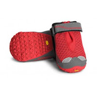 BOTTINES RUFFWEAR GRIP TREX ROUGE 57 MM