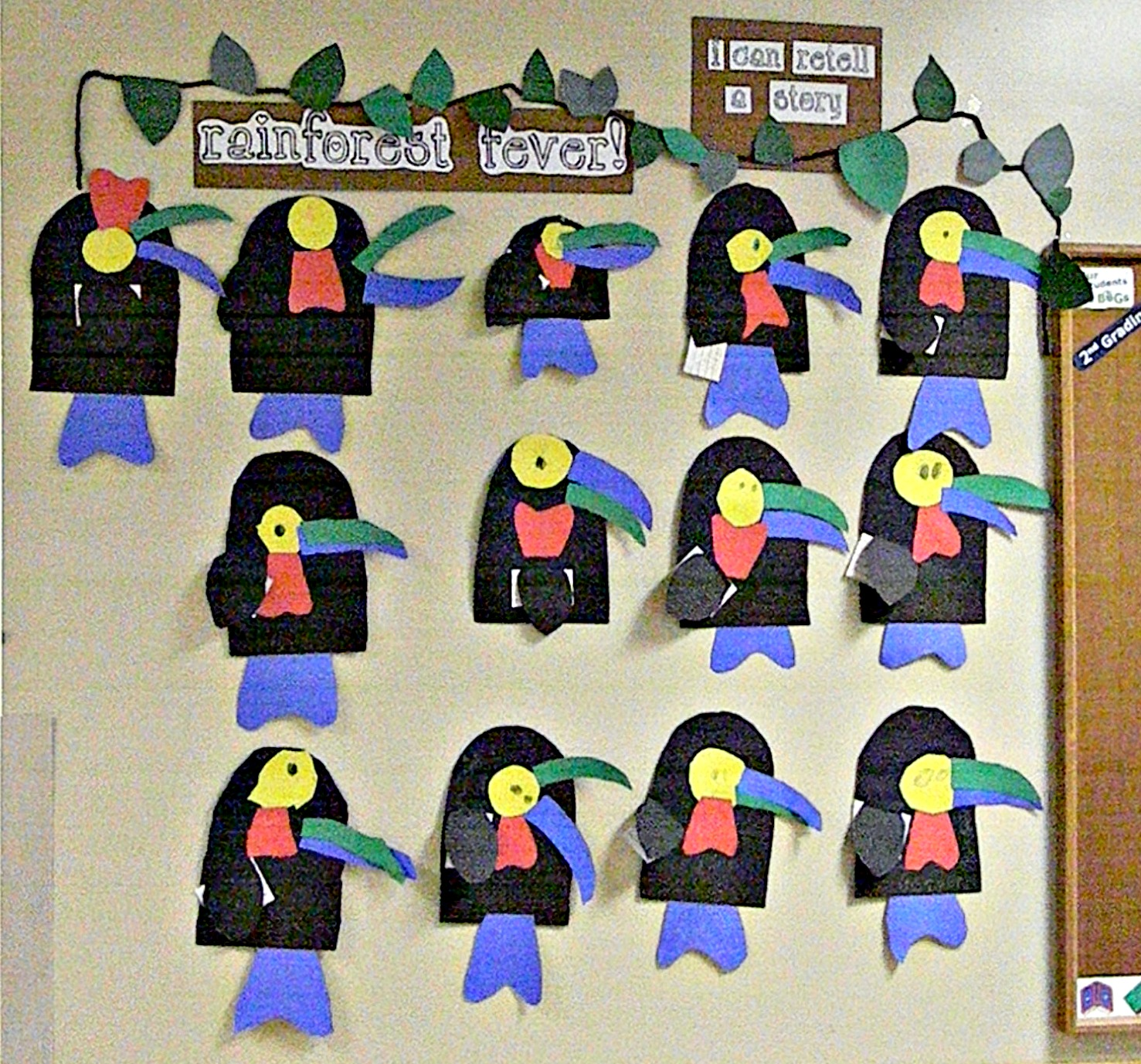 Extended Day Kindergarten The Rainforest