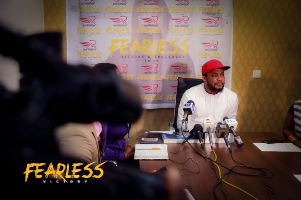 """Tim Godfrey Announces 'Fearless 2018' Featuring Travis Greene In This Year's Edition Tagged """"Fearless Victory"""""""