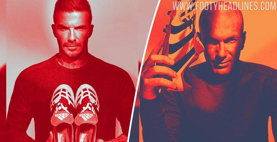 0f36cf8cd8a Beckham   Zidane  Spectacular Adidas Predator Icon 25 Year Pack Leaked