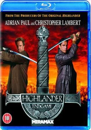Highlander Endgame 2000 BRRip 300Mb 480p Hindi Dual Audio Watch Online Full Movie Download bolly4u