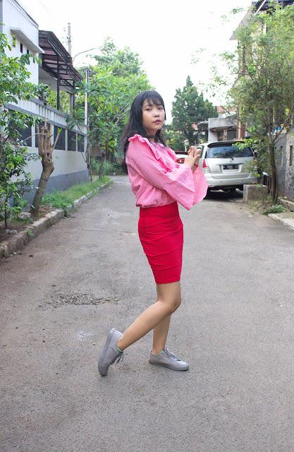 ootd indonesia
