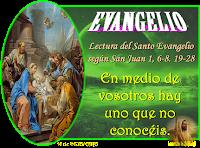 Resultado de imagen para Surgió un hombre enviado por Dios, que se llamaba Juan: éste venía como testigo, para dar testimonio de la luz,