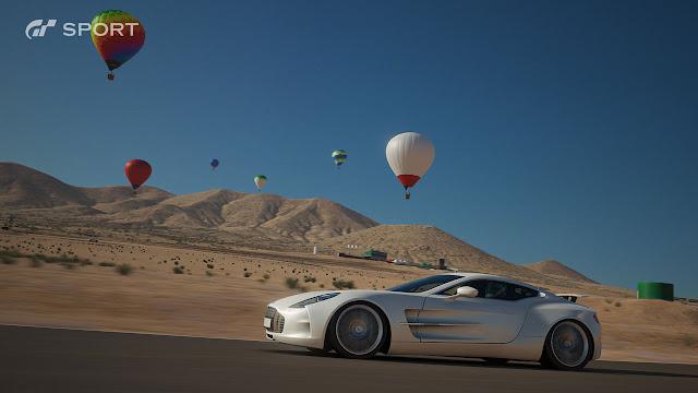 Imagens de Gran Turismo Sport