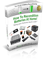 how to restore dead batteries