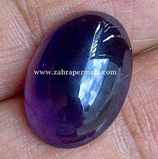 Batu Permata Kecubung Ungu - ZP 228