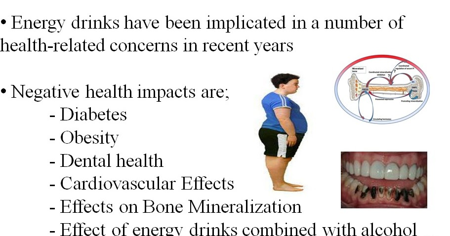 Health Effects Of Energy Drinks Health Effects