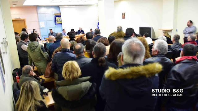 Έκτακτο Δημοτικό Συμβούλιο στο Ναύπλιο για το Νοσοκομείο (βίντεο)