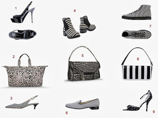 favolosamentetu ...con i trend di stagione (consigli per un look black and white)
