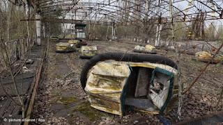 6 Fakta Mengejutkan Tentang Kota Mati Chernobyl
