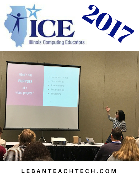 Reflections on ICE Conference 2017