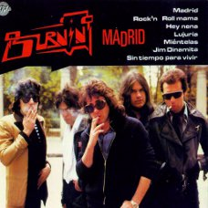 'Madrid' - Burning:
