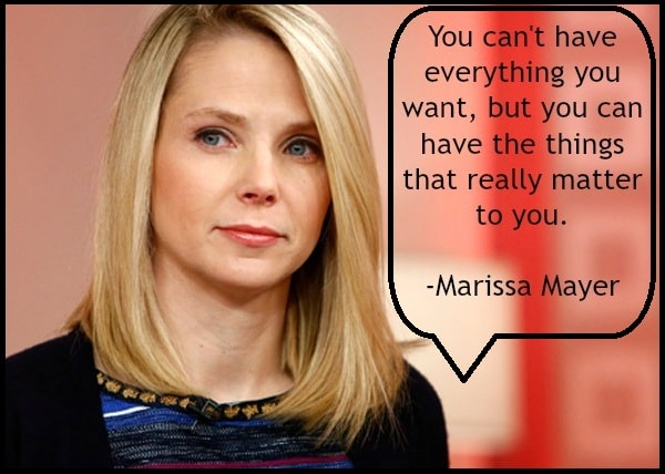 Marissa Mayer Quotes
