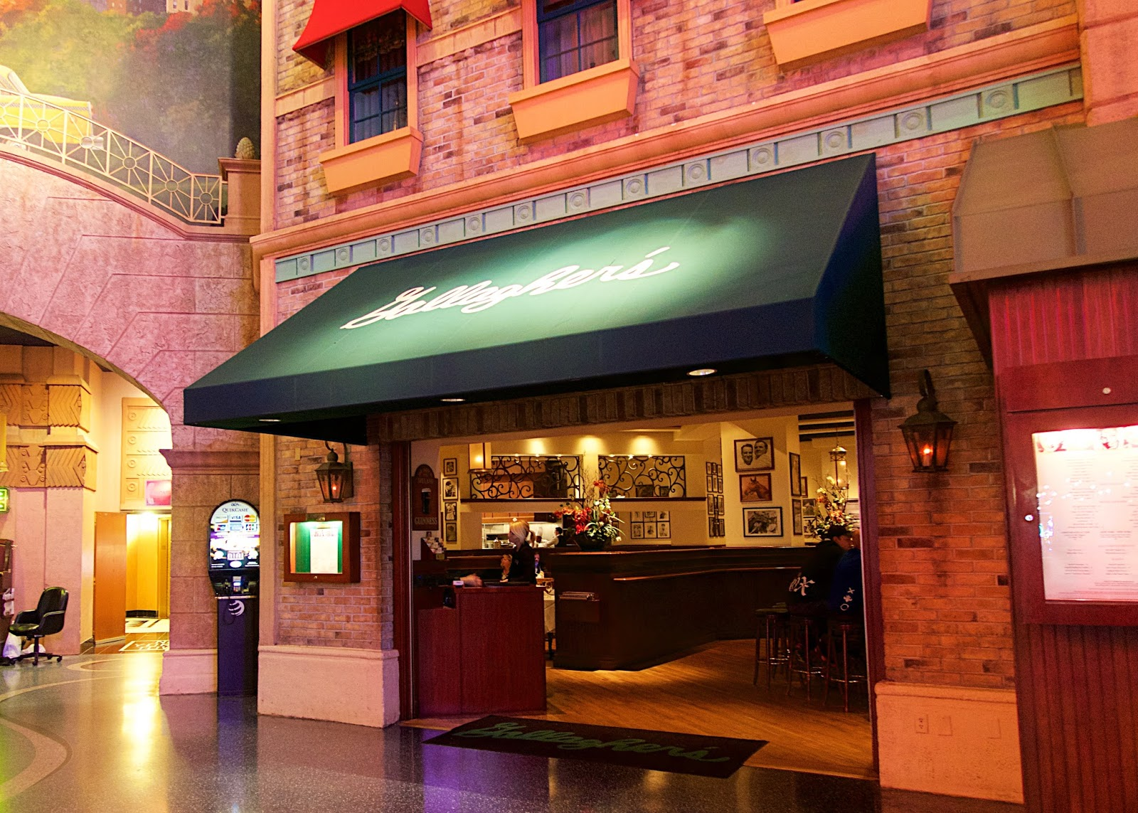 Gallagher's Steakhouse - NYNY Casino Las Vegas