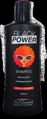 Resenha Shampoo sem sulfato Black Power Tutanat (Liberado para Low Poo)