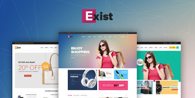 Lexus Exist Combo Opencart Themes - Download Free Templates