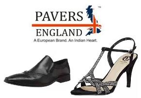 Pavers England Men's / Women's Footwear – Flat 70% Off@ Amazon