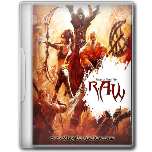 RAW Realms Of Ancient War Full Español
