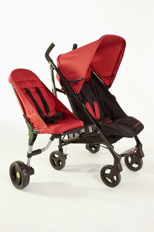 alternativas para pasear con dos beb s de distinta edad