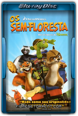 Os Sem-Floresta Torrent 2006 720p BluRay Dublado