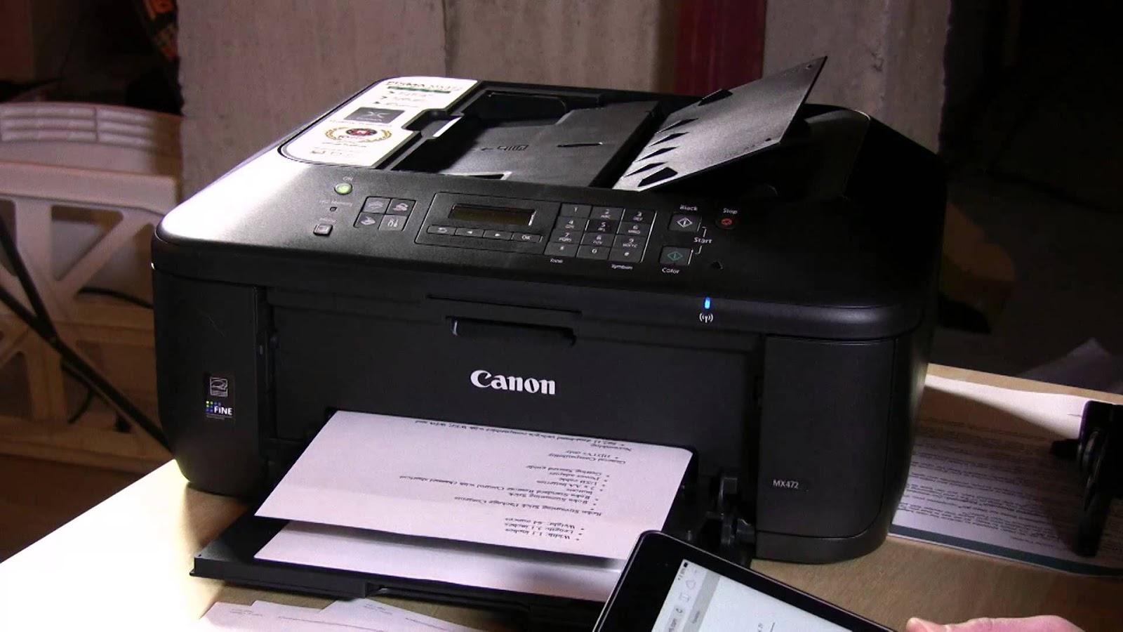 canon pixma mx472 printer driver. Black Bedroom Furniture Sets. Home Design Ideas