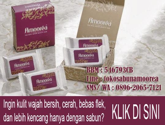 review, manfaat/khasiat,testimoni dan harga sabun amoorea