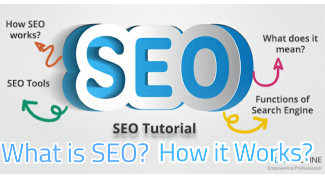 What is SEO and How it works 2019