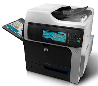 HP Laserjet CM4540 Driver Download