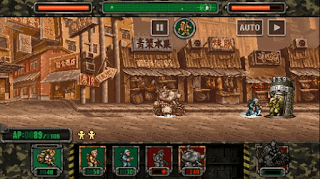 Metal Slug Attack Mod Apk v3.2.0 for Android