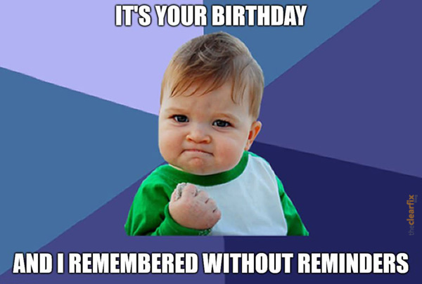 Funny Memes Sarcastic : 20 best funny and sarcastic happy birthday memes the clearfix blog