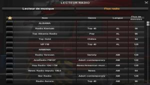 European Radio Stations v0.21