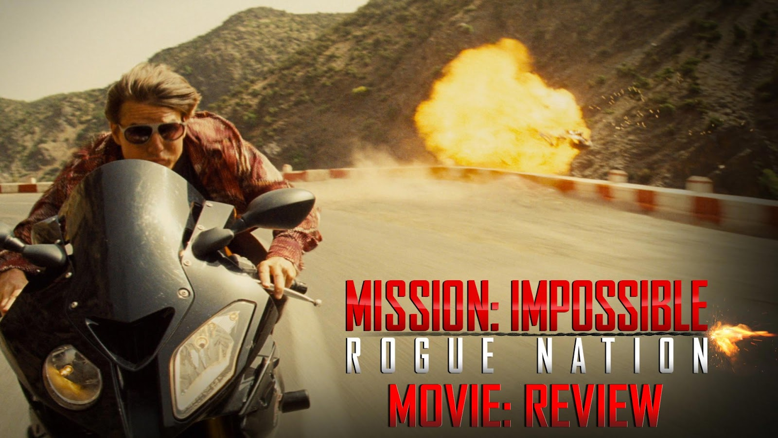 movie review Mission: Impossible - Rogue Nation podcast