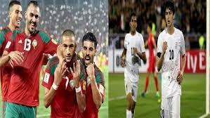 مباشر مشاهدة مباراة المغرب وايران بث مباشر 15-6-2018 كاس العالم 2018 يوتيوب بدون تقطيع