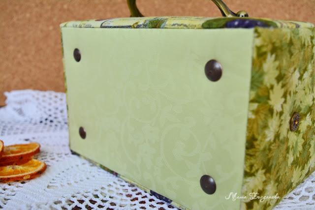 коробочка для рецептов