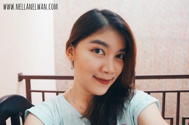 BLP by Lizzie Parra Burnt Cinnamon Review Blogger Indonesia Nellanelwan