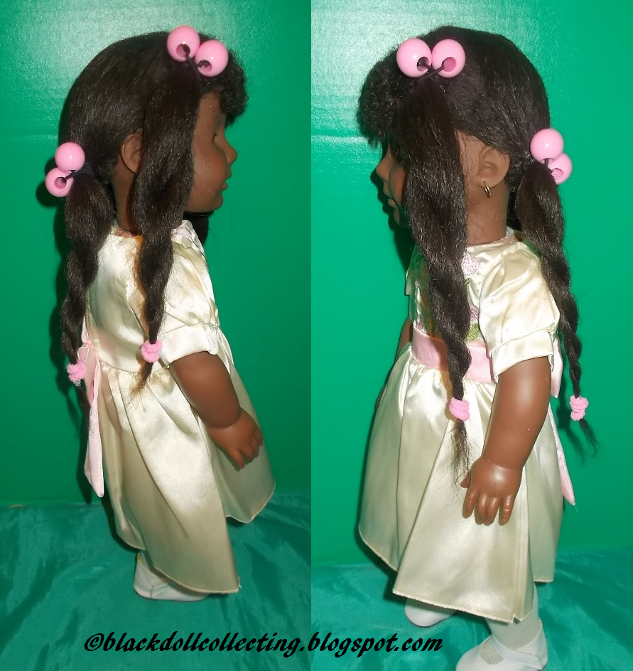 Black Doll Collecting  American Girl Addy s First Annual Hair Show 0bde6cc7bc7