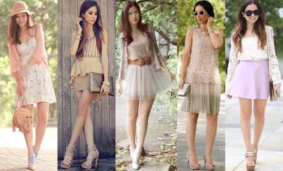 Modelos tendência moda 2015